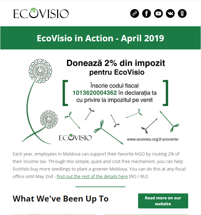 Newsletter EN April 2019