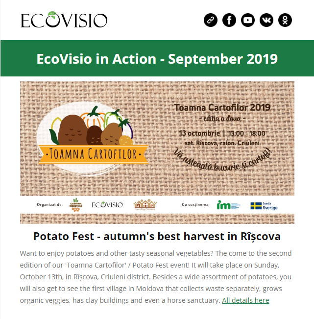 Newsletter EN September