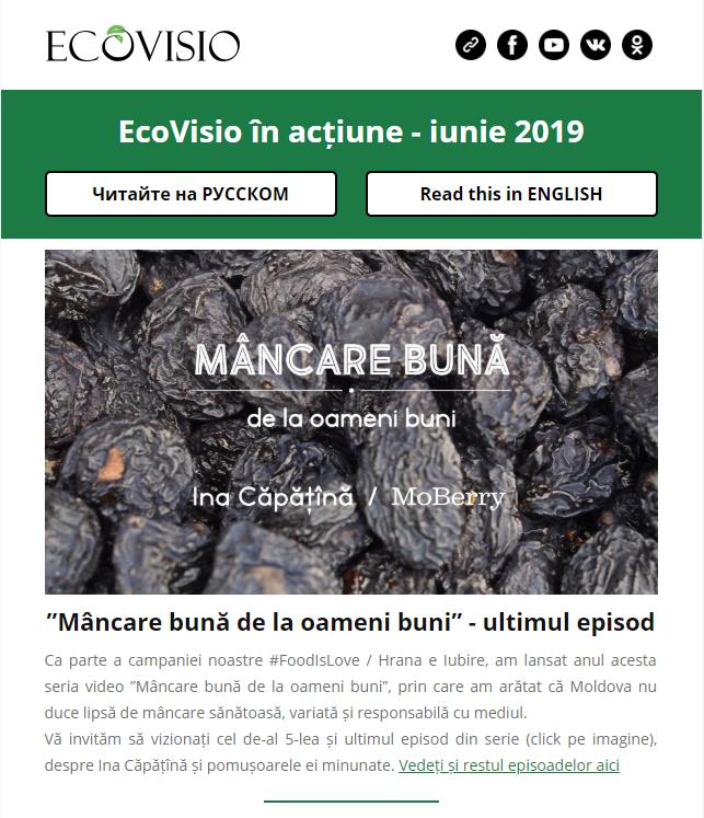 Newsletter RO June 2019