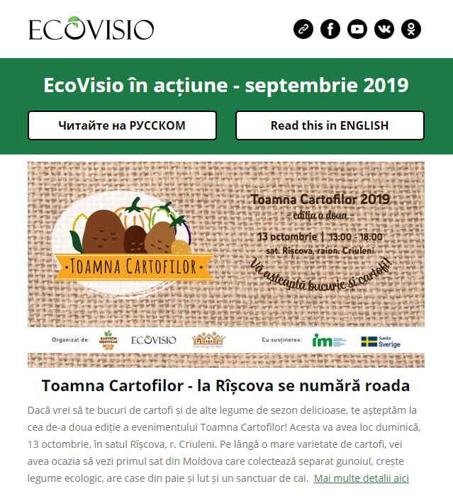 Newsletter RO September