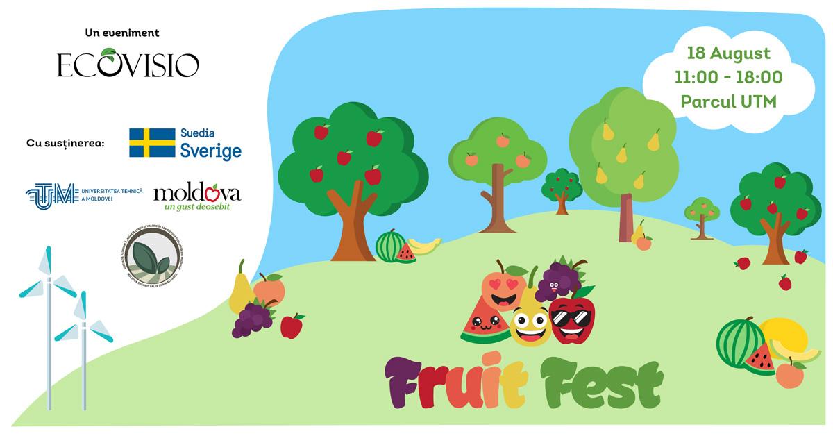 FruitFest Moldova 2018