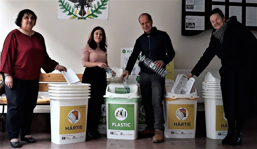 Separate waste collection in schools 3