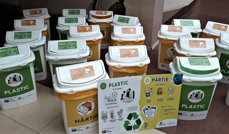 Separate waste collection in schools 4