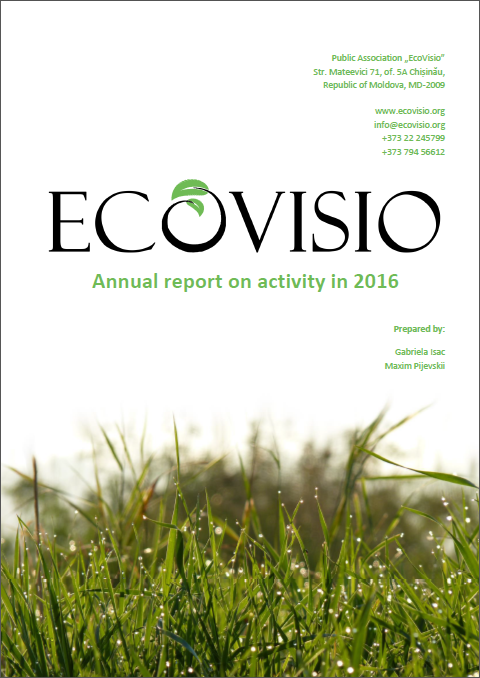Cover EcoVisio R16