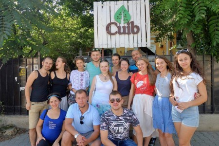 SE excursion to Iasi 2016 Cuib