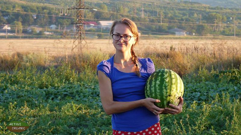ActiveOrganic Telenesti watermelons more