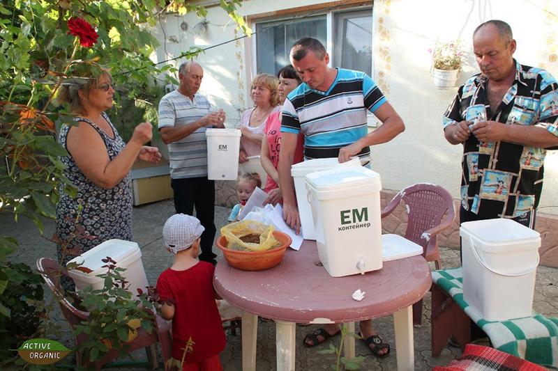 ActiveOrganic project Tiraspol 4