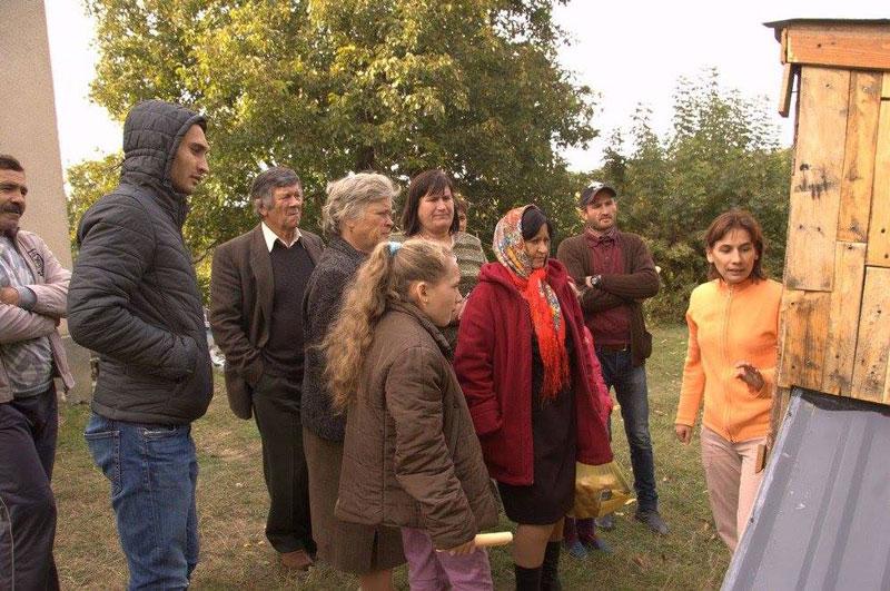 Eco Training Center Solar Dehydrator Workshops for villagers