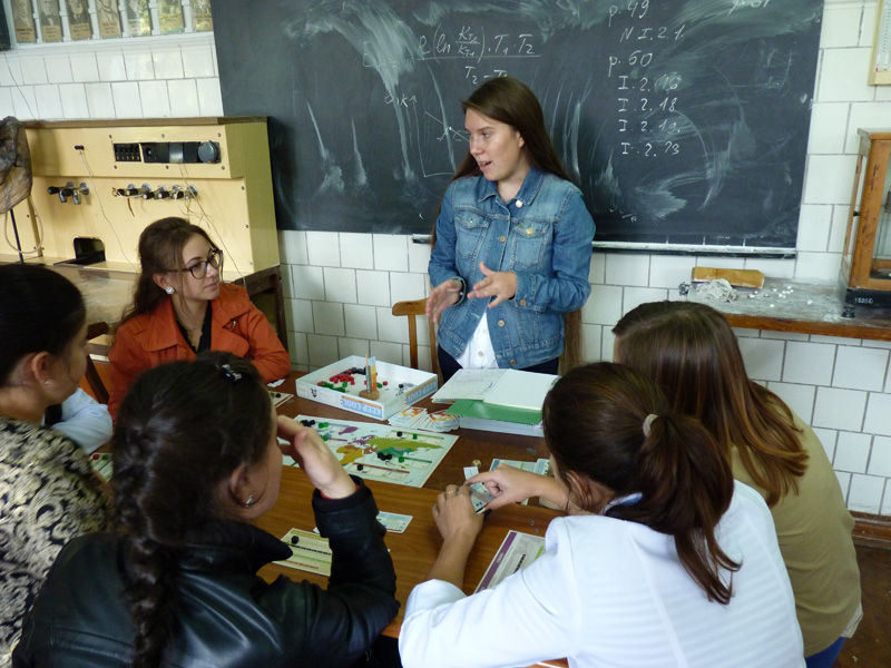 Keep Cool in Moldova activEco 2014 project 2