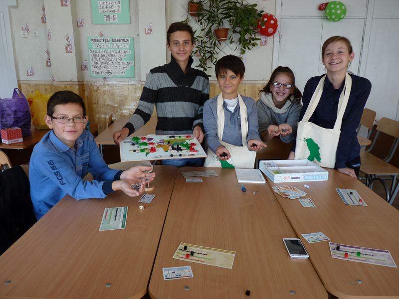 Keep Cool in Moldova activEco 2014 project 3