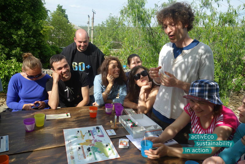 Keep Cool in Moldova activEco 2015 Impulse Seminar