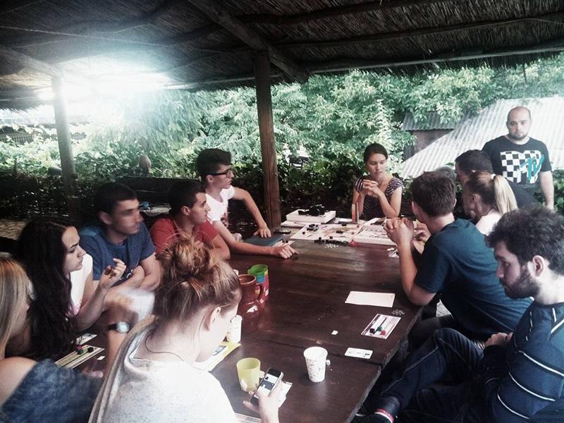 Keep Cool in Moldova at activePeace 2016 3