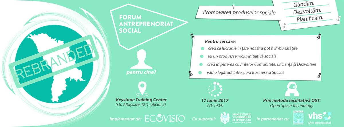 Forum SE Moldova Rebranded 2017