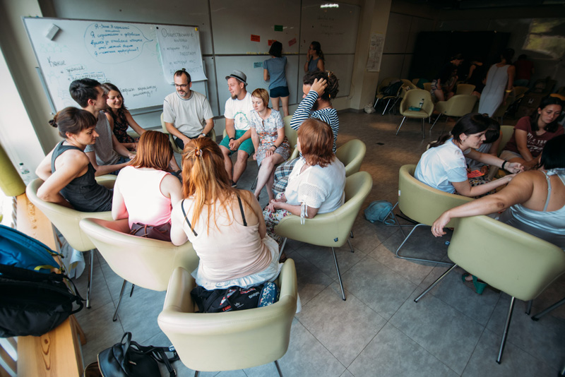 Social Entrepreneurship Make it Matter 2017 Study Visit Impact Hub 1