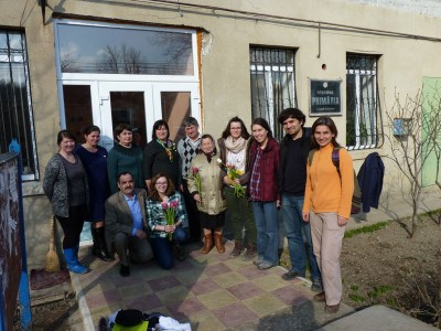 Eco Training Center visit from GlobalGiving 3