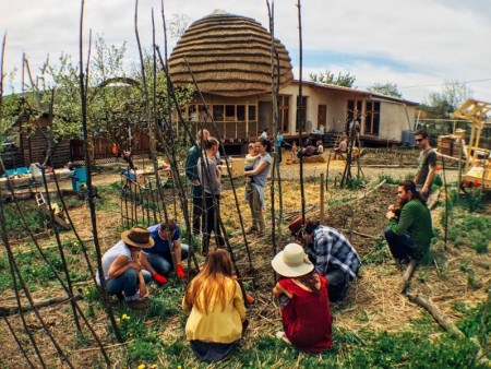 SE Eco Training Center organic gardening workshop